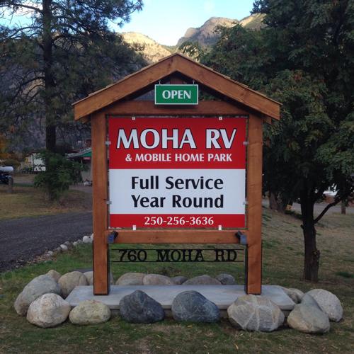 Moha RV Mobile Home Park